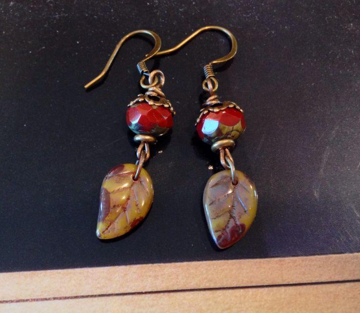 Earrings blog hop