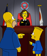 Simpsonsjudge